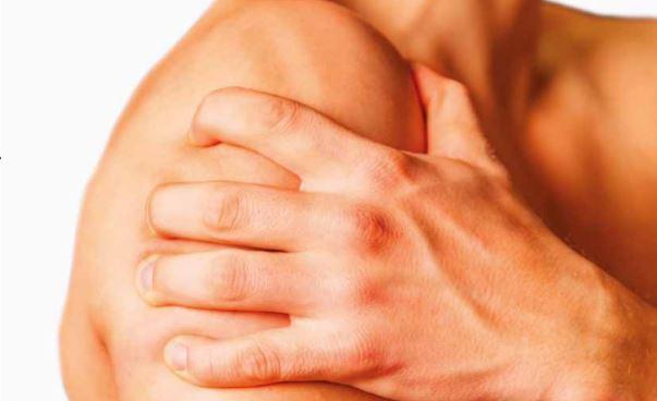 dolor axila por dislocación